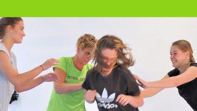 Trainingen weerbaarheid voor meiden en vrouwen
